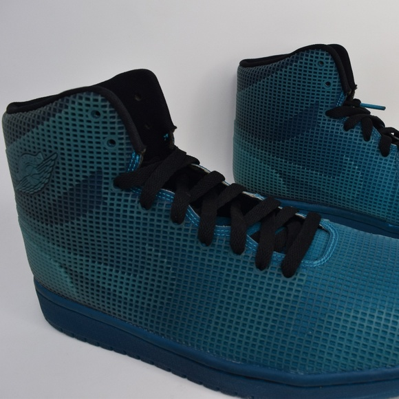 half off 4a271 f497f Nike Air Jordan 4LAB1 tropical teal 77690-020 New